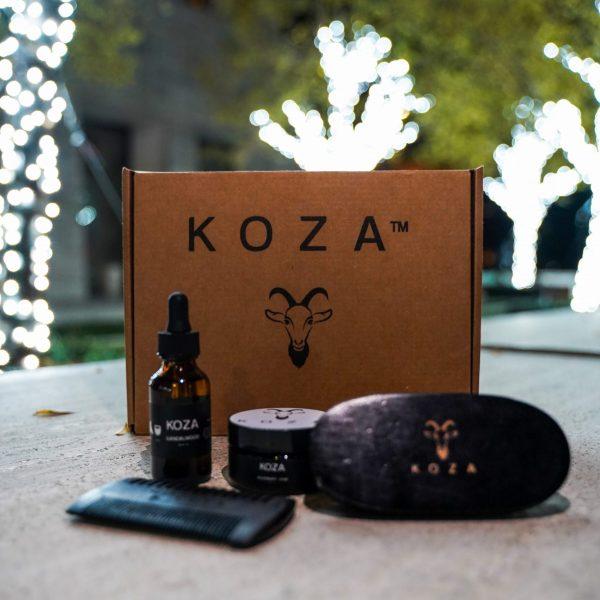 Koza Grooming Kit